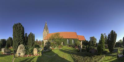Vorschau: Borbyer Kirche