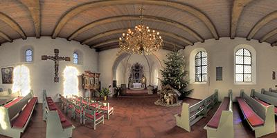 Vorschau: Borbyer Kirche (Innen)