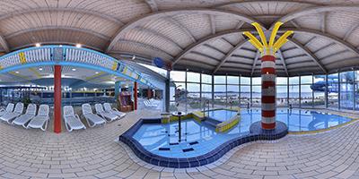 Meerwasserwellenbad Pool
