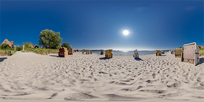 Vorschau: Strandzugang